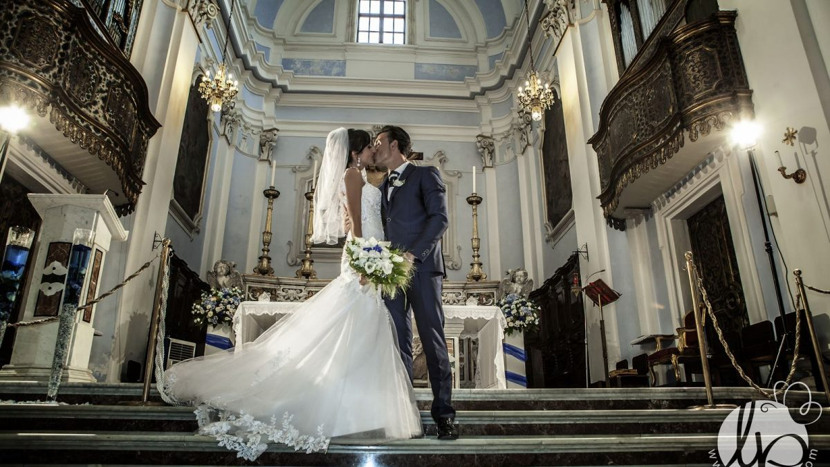 Lo splendido matrimonio di Filippa e Dominique - Lindapiccolo.com