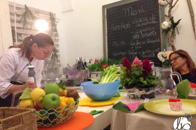 Lezioni di Cucina - Linda Piccolo - www.lindapiccolo.com